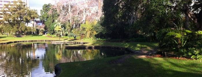 Queens Gardens is one of Around The World: SW Pacific.
