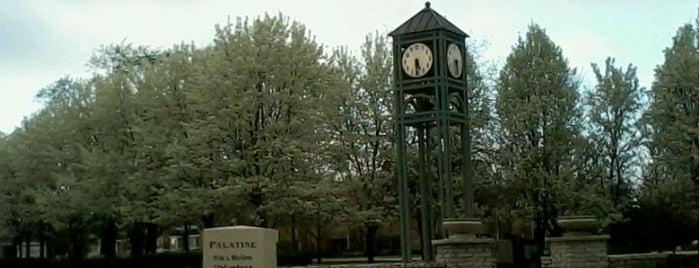 Village of Palatine is one of Neighborhood Americas.