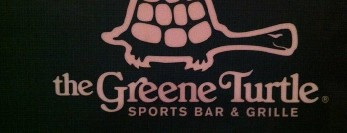 The Greene Turtle is one of Locais curtidos por Kelly.