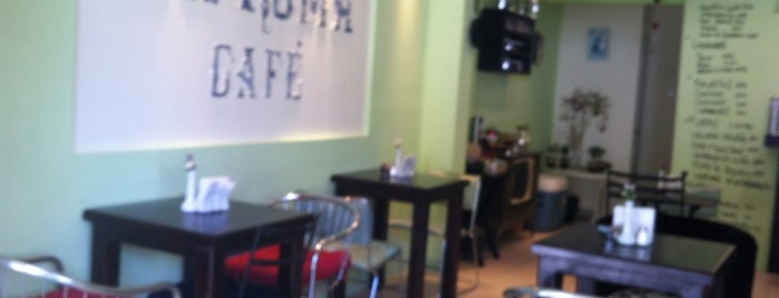 La Roma Cafe is one of Places 2!.