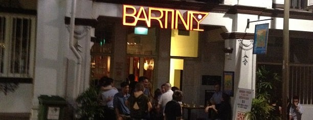 Bartini is one of Project #2 singa.