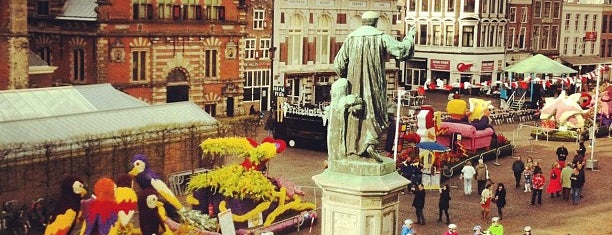 Grote Markt is one of Hollanda.