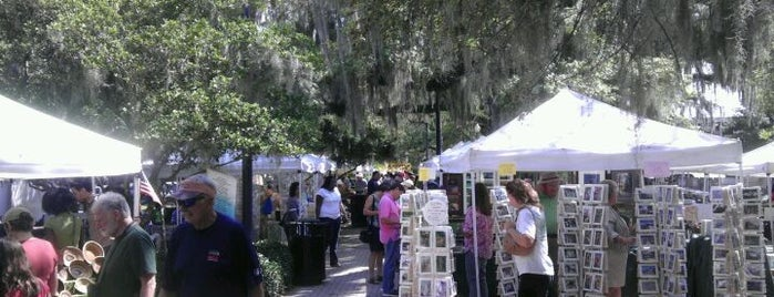Downtown Marketplace is one of Best Date Places in Tallahassee.