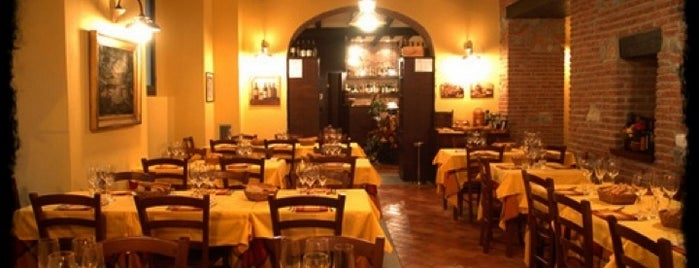 Osteria La Vecchia Lira is one of Milan Lifestyle Guide.