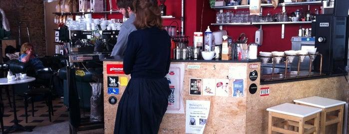 Normo is one of Belgium Coffeebars.