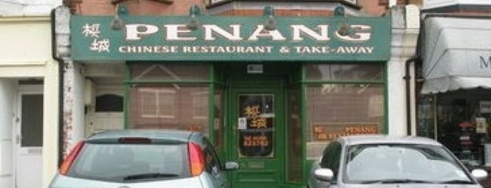 Penang is one of Makan!: Quest for Malaysian Food in UK.