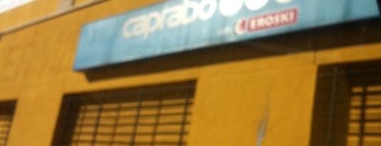 Caprabo C.C La Tortuga is one of Las Rozas.