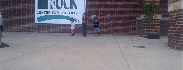 BlackRock Center for the Arts is one of Tempat yang Disimpan Parth.