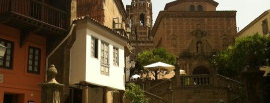 Pueblo Español is one of Barcelona City Guide.