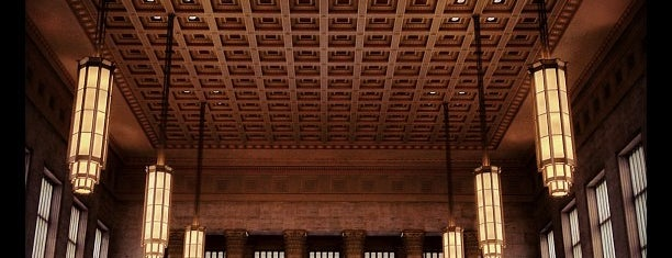 30th Street Station is one of Philadelphia.