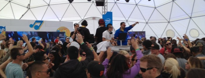Club #Ultrabook Hosted by Intel @sfoutsidelands is one of to-do in sf.