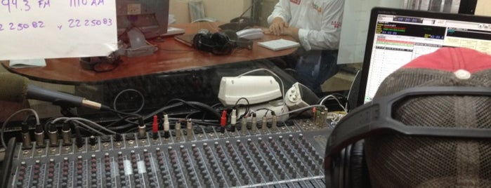 Radiorama is one of Posti salvati di Tita.