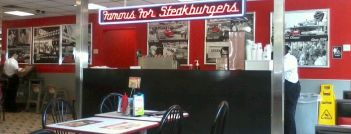 Steak 'n Shake is one of Posti che sono piaciuti a PJ.