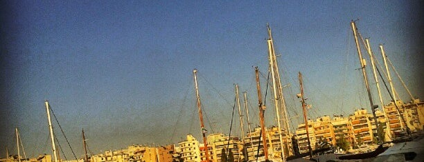 Zea Marina is one of A local's guide: 48 hours in Athens.