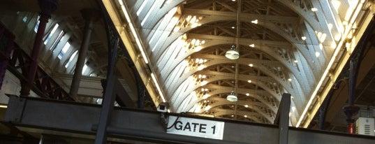 Smithfield Market is one of London's best markets.