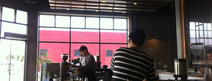 Handsome Coffee Roasters is one of My to-dos in LA.