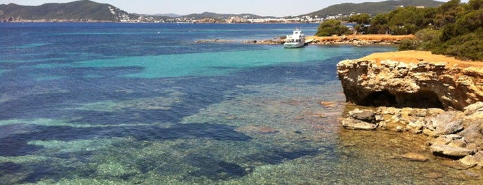 Cala Martina is one of Ibiza, baby!.
