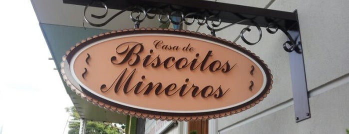 Casa de Biscoitos Mineiros is one of Fabianaさんのお気に入りスポット.
