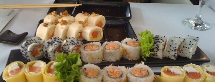 SushiClub is one of BUE.