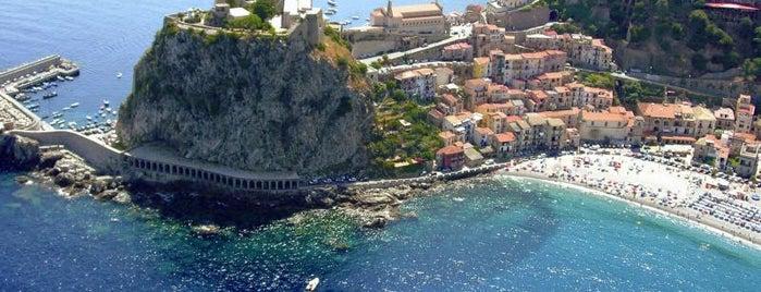 Castello Ruffo di Scilla is one of All Time Todo List.