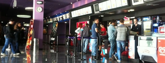 Cinemaximum is one of Tempat yang Disukai Ali K..