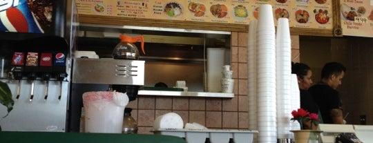 Los Jilibertos is one of list of -berto's restaurants.