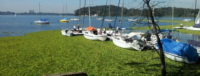 ASBAC Yatch Club - Guarapiranga is one of Sampa.