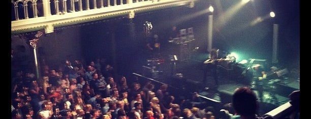 Paradiso is one of Museumnacht Amsterdam 2013.
