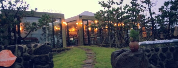 Cafe 7373 is one of Lugares guardados de Jae Eun.