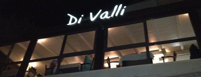Di Valli is one of Бургаска област.