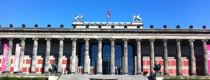 Altes Museum is one of Berlin.