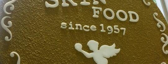 SKIN FOOD is one of Q Sistas en Corea.