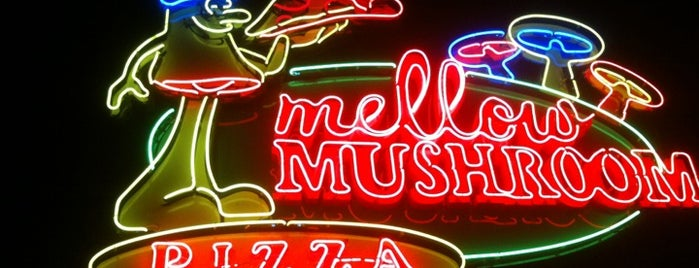 Mellow Mushroom is one of devils Pizza.