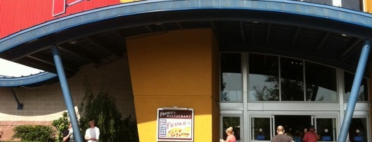 Frankie's Fun Park is one of Raleigh Favorites.