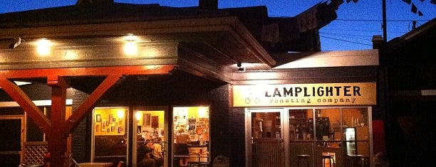 Lamplighter Roasting Co. is one of Camp Corgiwanna.