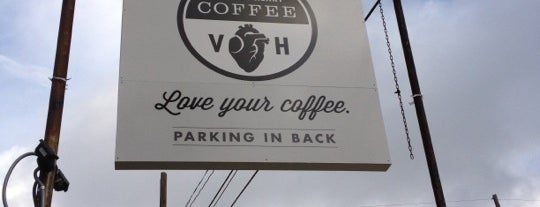 Vintage Heart Coffee is one of Coffee.
