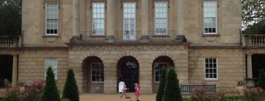 The Holburne Museum is one of Bath.