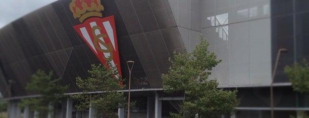 Estadio Municipal El Molinón is one of Gijón para turistas.