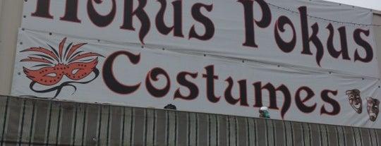 Hokus Pokus Costumes is one of South Carolina.