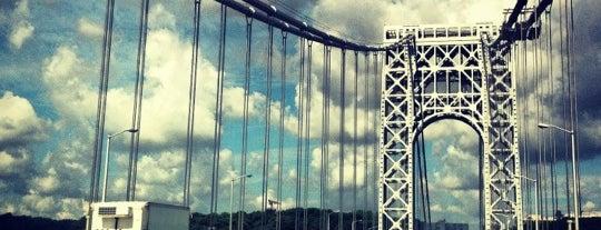 George Washington Bridge is one of NYC.