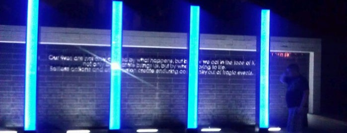 35W Bridge Memorial is one of Minneapolis Manifest.