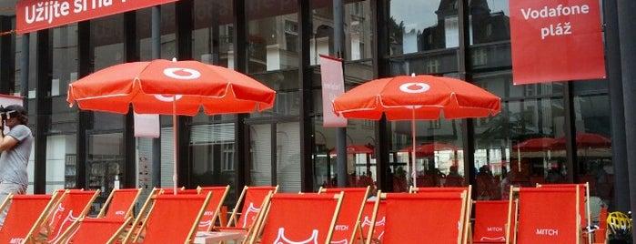 Vodafone Pláž is one of Loda: сохраненные места.