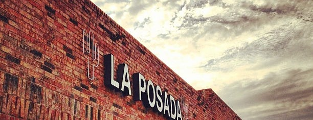 La Posada Mexican Restaurant is one of Locais curtidos por Greg.