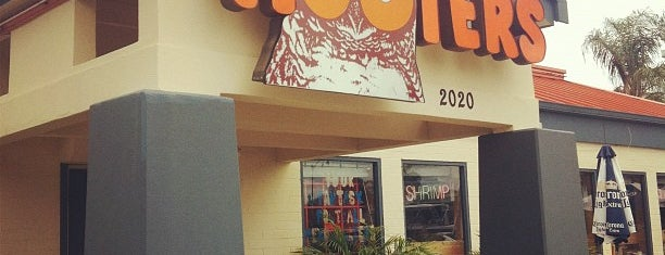 Hooters is one of Steven's Liked Places.