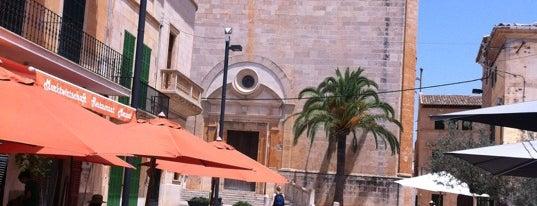 Santanyí is one of Mallorca.