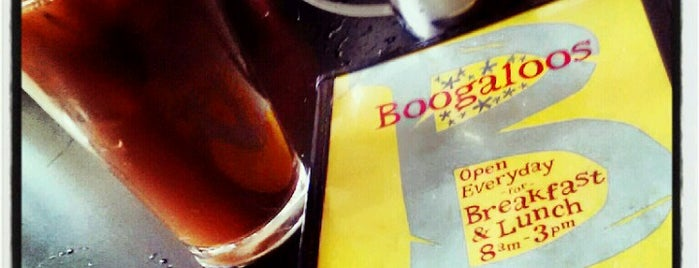 Boogaloos is one of SF.
