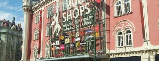 Palladium is one of StorefrontSticker #4sqCities: Prague.