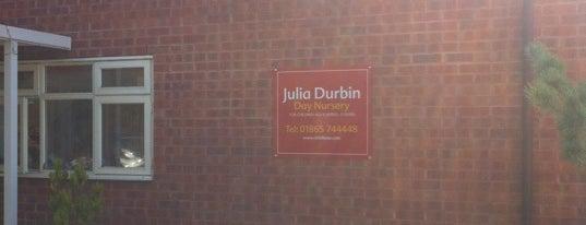 Julia Durbin Day Nursery is one of K 님이 좋아한 장소.