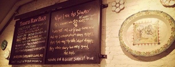 Oyster House is one of Foobooz Best 50 Bars in Philadelphia 2012.