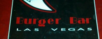 Burger Bar is one of Las Vegas's Best Burgers - 2013.